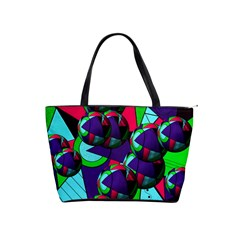 Balls Large Shoulder Bag