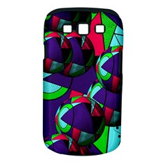 Balls Samsung Galaxy S III Classic Hardshell Case (PC+Silicone)