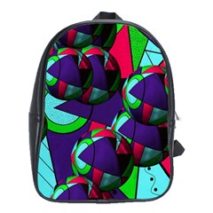 Balls School Bag (xl)