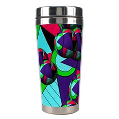 Balls Stainless Steel Travel Tumbler