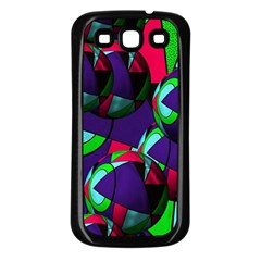 Balls Samsung Galaxy S3 Back Case (black)