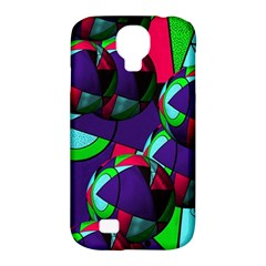 Balls Samsung Galaxy S4 Classic Hardshell Case (pc+silicone)