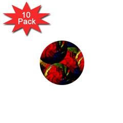 Balls 1  Mini Button (10 pack)