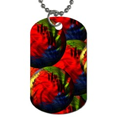 Balls Dog Tag (Two-sided)