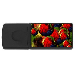 Balls 1GB USB Flash Drive (Rectangle)