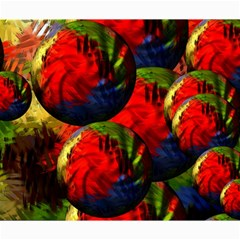 Balls Canvas 20  x 24  (Unframed)