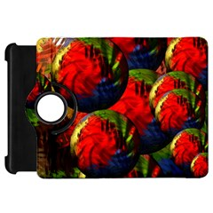 Balls Kindle Fire Hd 7  Flip 360 Case