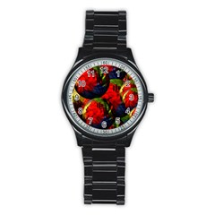 Balls Sport Metal Watch (black)