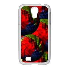 Balls Samsung Galaxy S4 I9500/ I9505 Case (white)