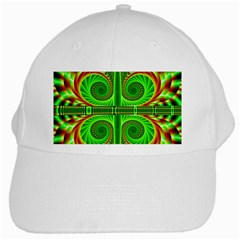 Design White Baseball Cap