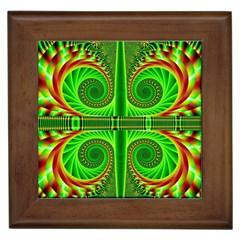 Design Framed Ceramic Tile