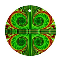 Design Round Ornament