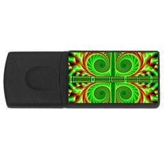 Design 1GB USB Flash Drive (Rectangle)