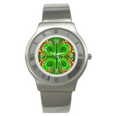 Design Stainless Steel Watch (unisex)