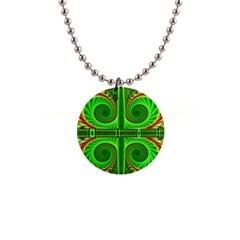 Design Button Necklace