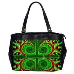 Design Oversize Office Handbag (one Side)