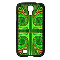 Design Samsung Galaxy S4 I9500/ I9505 Case (black)
