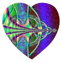 Design Jigsaw Puzzle (heart)