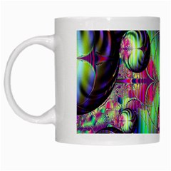 Balls White Coffee Mug