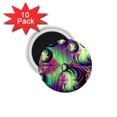 Balls 1.75  Button Magnet (10 pack)