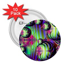 Balls 2 25  Button (10 Pack)