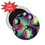 Balls 2.25  Button Magnet (100 pack) Front