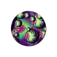 Balls Drink Coasters 4 Pack (Round)
