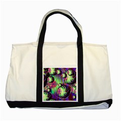 Balls Two Toned Tote Bag