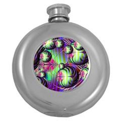 Balls Hip Flask (Round)