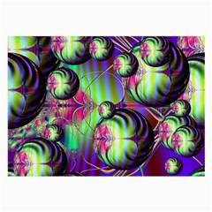 Balls Glasses Cloth (large)