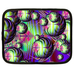 Balls Netbook Case (Large)