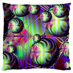 Balls Large Cushion Case (Two Sided)
