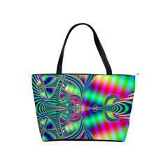 Modern Art Large Shoulder Bag