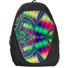 Modern Art Backpack Bag