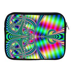 Modern Art Apple iPad 2/3/4 Zipper Case