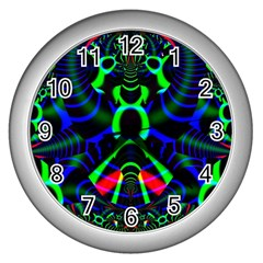 Dsign Wall Clock (Silver)