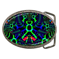 Dsign Belt Buckle (oval)