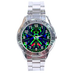 Dsign Stainless Steel Watch (Men s)
