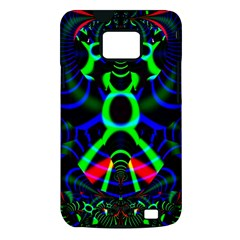 Dsign Samsung Galaxy S II Hardshell Case (PC+Silicone)