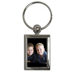 Deborah Veatch New Pic Design7  Key Chain (Rectangle)