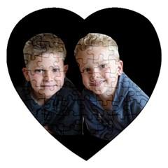 Deborah Veatch New Pic Design7  Jigsaw Puzzle (heart)