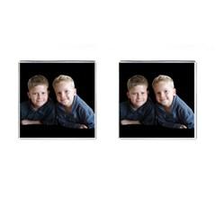 Deborah Veatch New Pic Design7  Cufflinks (Square)