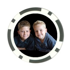 Deborah Veatch New Pic Design7  Poker Chip