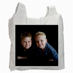 Deborah Veatch New Pic Design7  Recycle Bag (Two Sides)