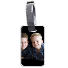 Deborah Veatch New Pic Design7  Luggage Tag (two Sides)