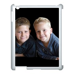 Deborah Veatch New Pic Design7  Apple iPad 3/4 Case (White)