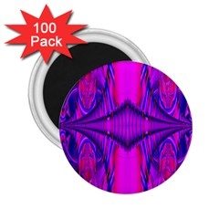 Modern Art 2 25  Button Magnet (100 Pack)