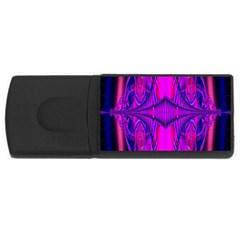 Modern Art 1GB USB Flash Drive (Rectangle)