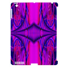 Modern Art Apple iPad 3/4 Hardshell Case (Compatible with Smart Cover)