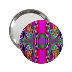 Modern Art Handbag Mirror (2 25 )